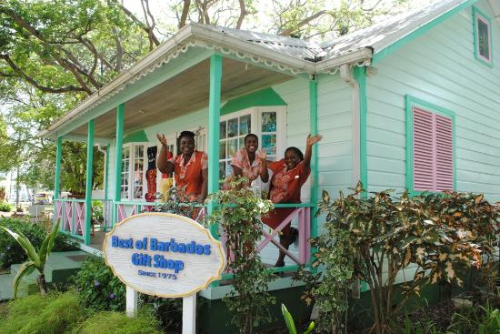 Jill Walker Best of Barbados Gift Shop